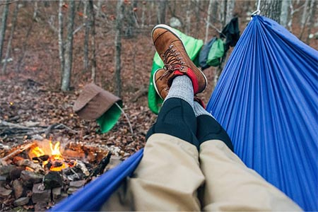 Hammock camping accessories