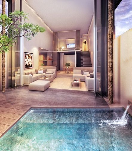 You have to stay in the luxury villas Seminyak when travelling in Bali