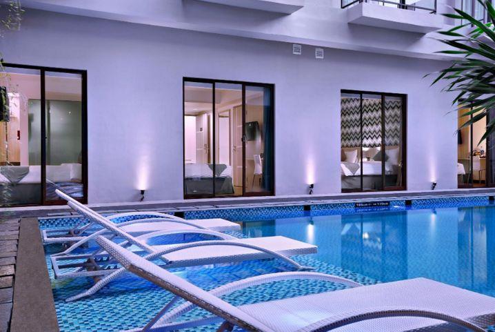 Bali photography service to market a villa accommodation