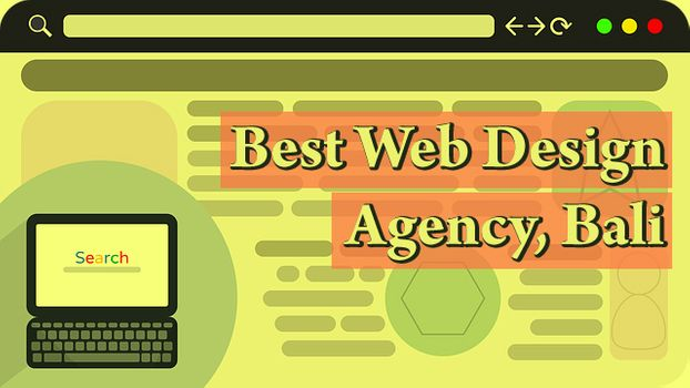 Best Bali web design agency for any types of sites