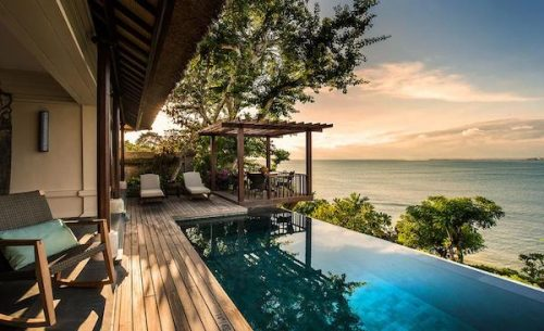 private villa bali luxury