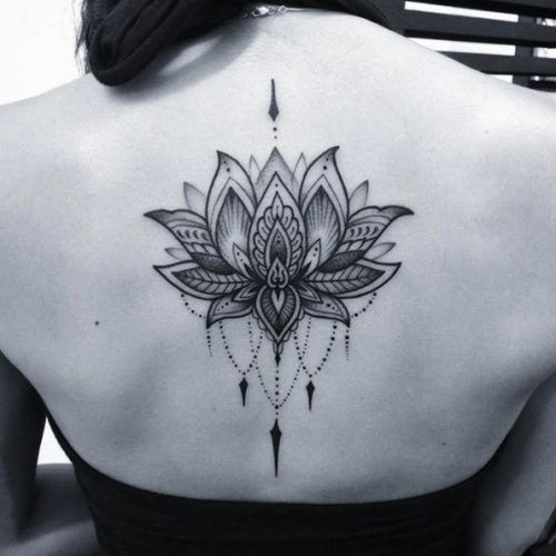lotus tattoo design canggu tattoo