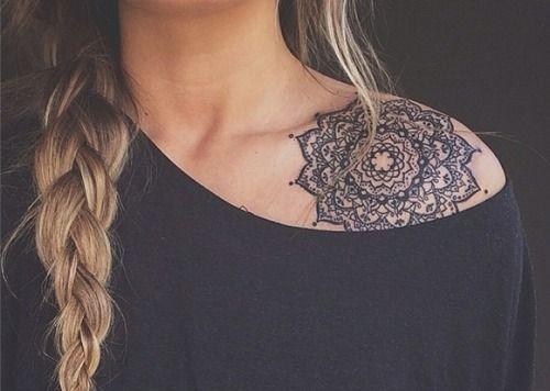 tattoo canggu mandala design