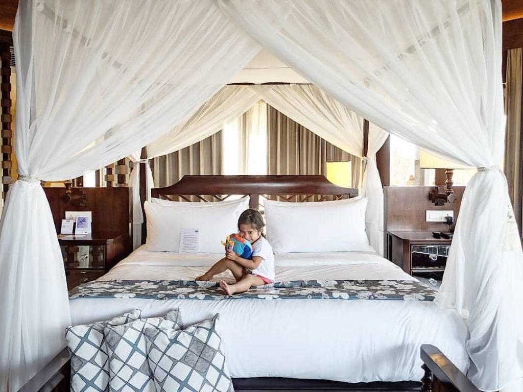 This is Why Holiday Inn is the Best Family Resort in Nusa Dua