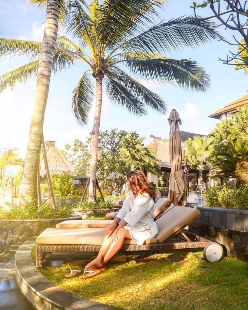 Mothers, Find Your Little Piece of Heaven in Nusa Dua Beach Resort
