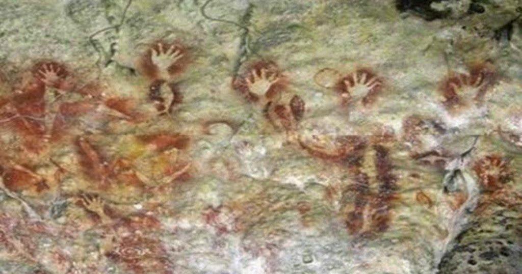 Tapurarang Archaeological Site - west papua tour