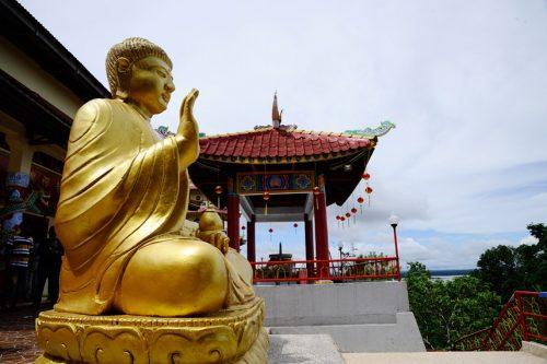 Vihara Buddha Jayanti - west papua tour