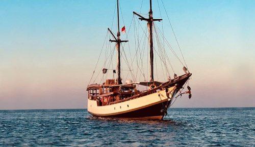samara private boat labuan bajo