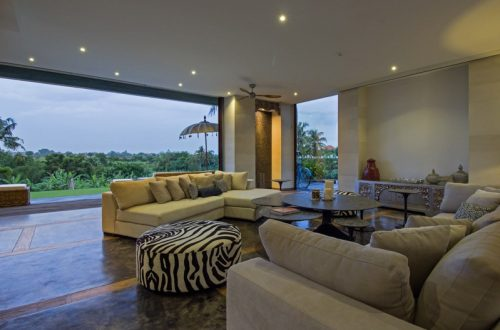 Bali Luxury Living Room